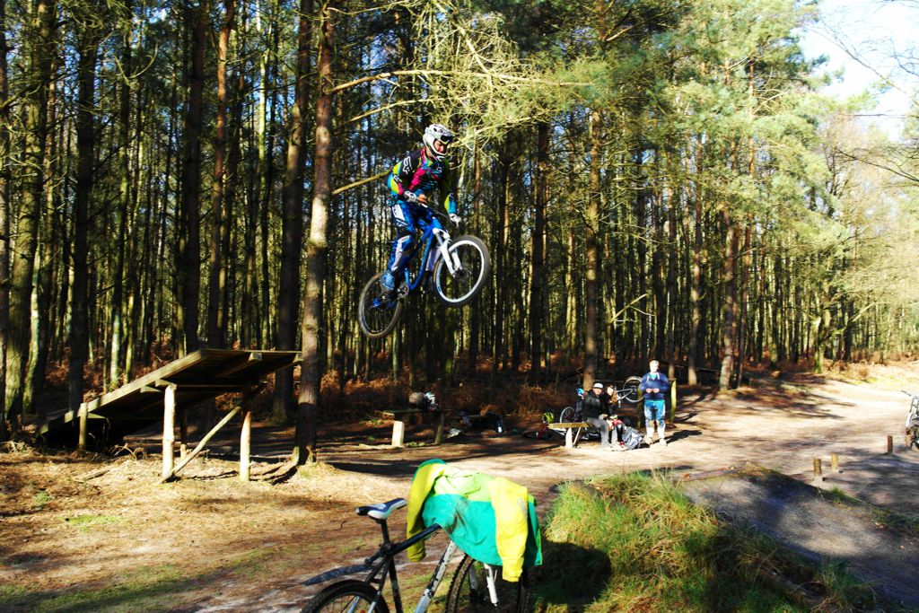 mtb von berg filthy trails
